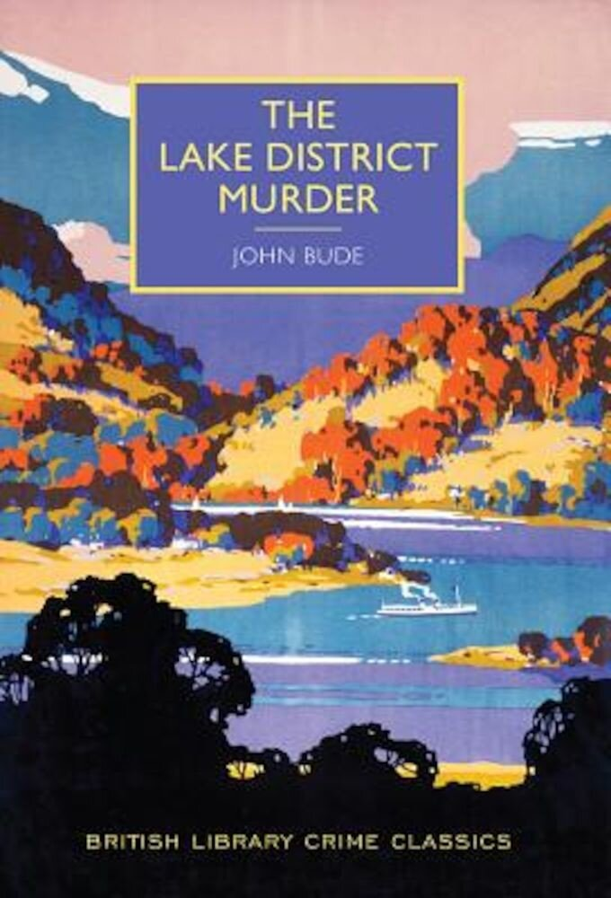 The Lake District Murder, Paperback