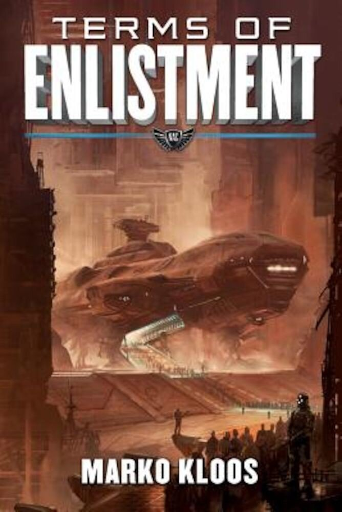 Terms of Enlistment, Paperback