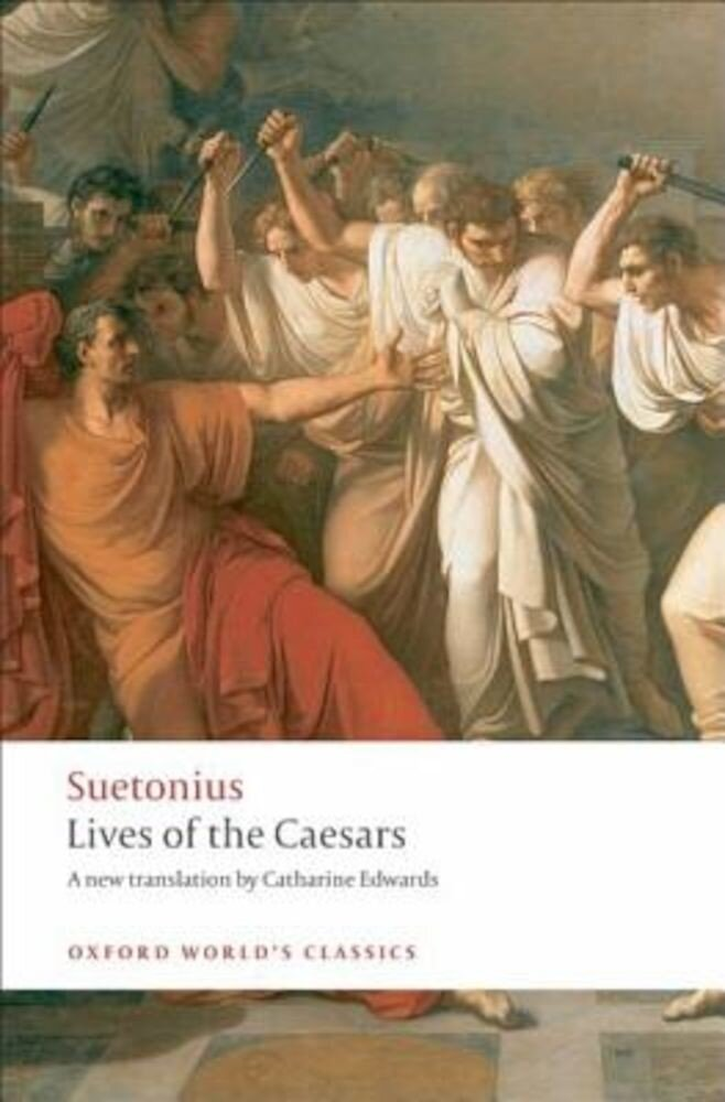 Lives of the Caesars, Paperback
