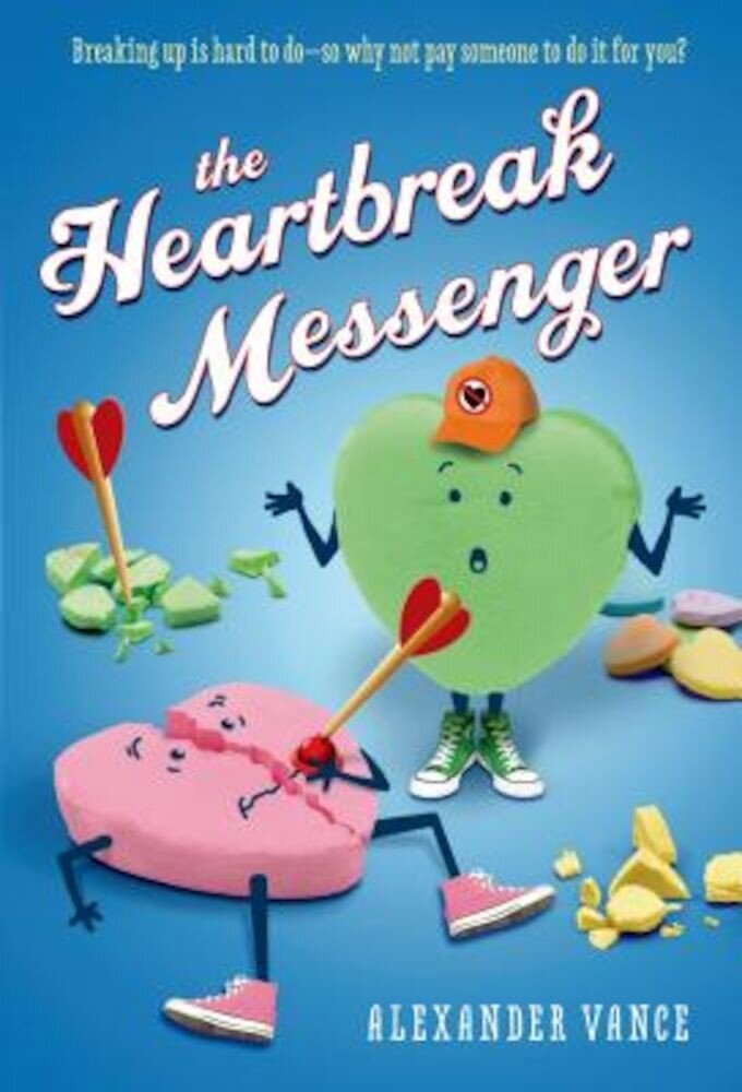 The Heartbreak Messenger, Paperback