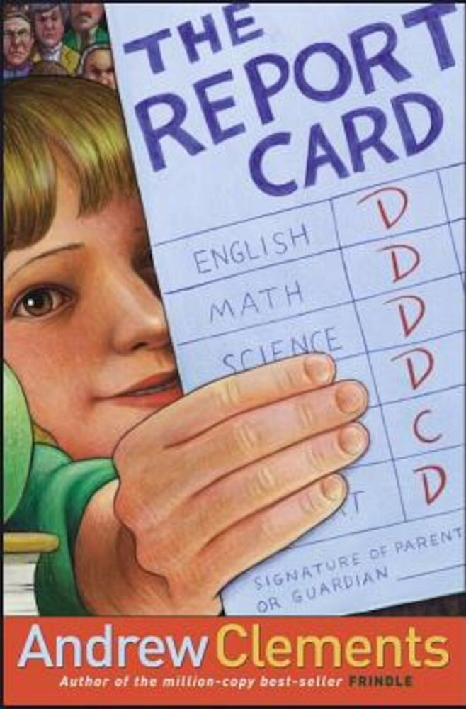 The Report Card, Hardcover