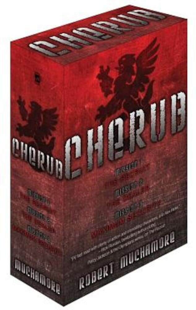 Cherub: The Recruit; The Dealer; Maximum Security, Paperback