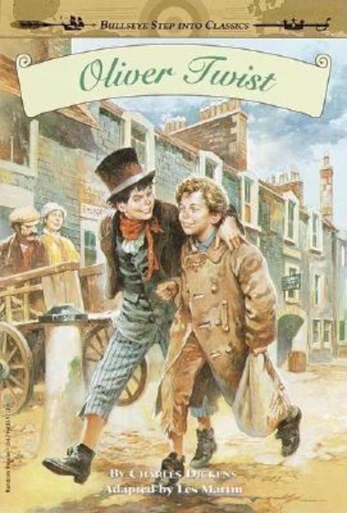Oliver Twist, Paperback