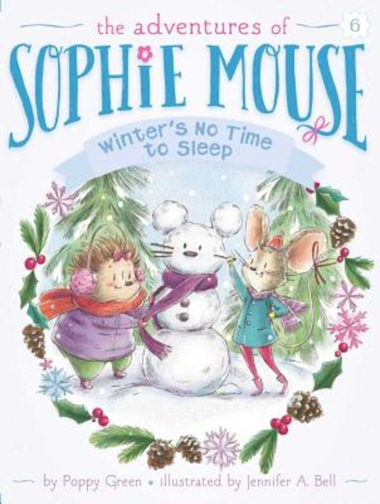Winter's No Time to Sleep!, Hardcover