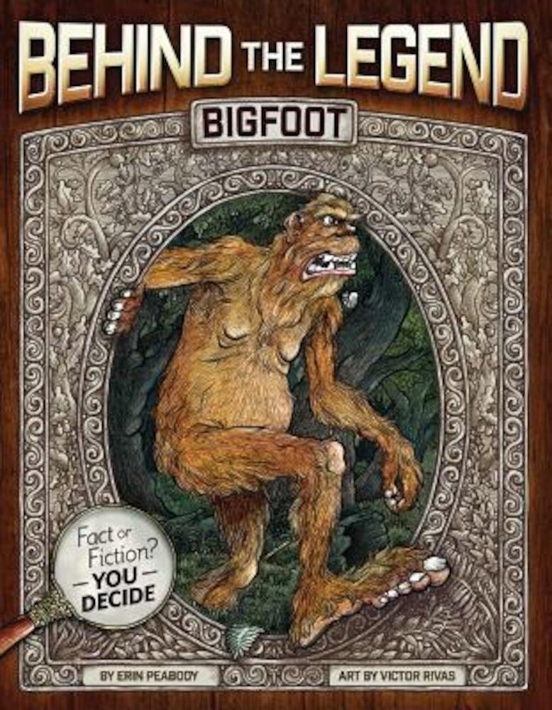 Bigfoot, Hardcover