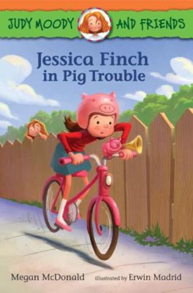 Jessica Finch in Pig Trouble, Paperback