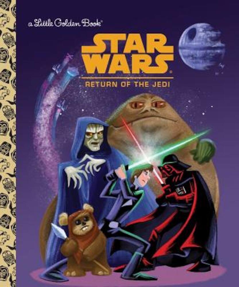 Star Wars: Return of the Jedi, Hardcover
