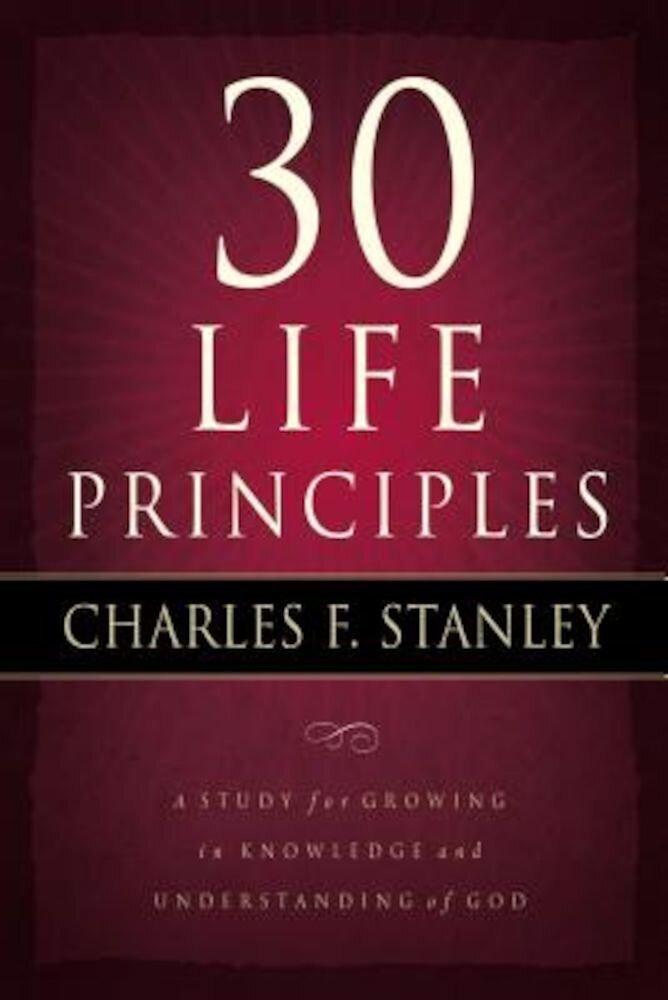 30 Life Principles, Paperback