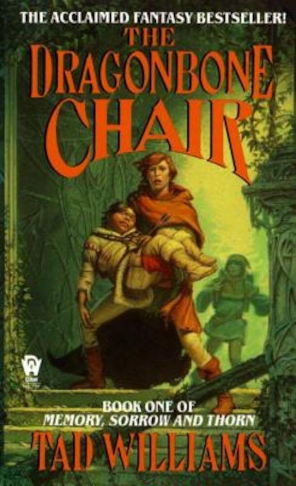 The Dragonbone Chair, Paperback