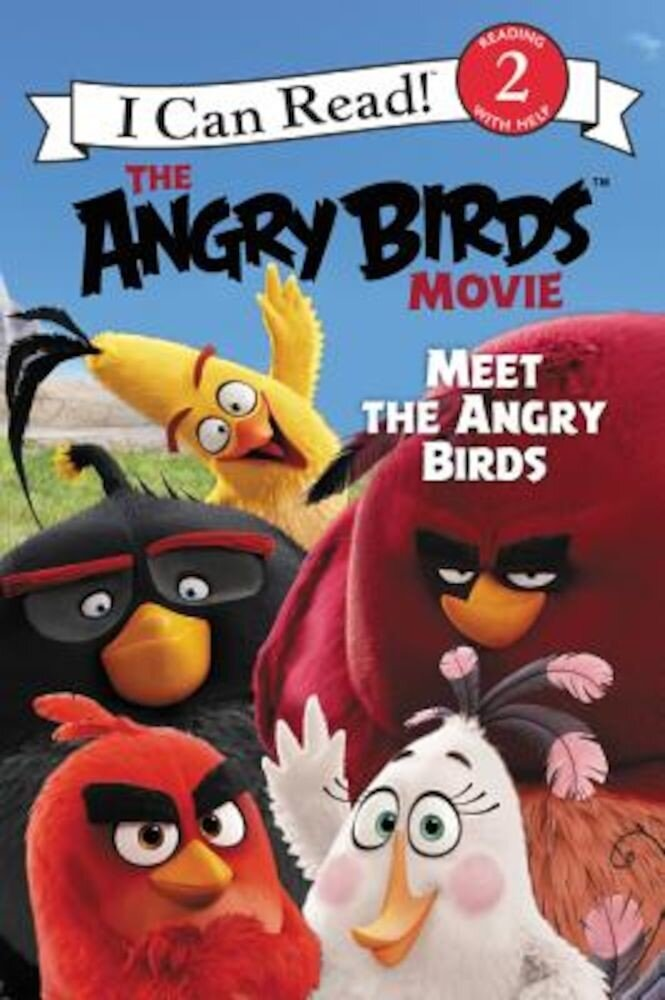 The Angry Birds Movie: Meet the Angry Birds, Paperback