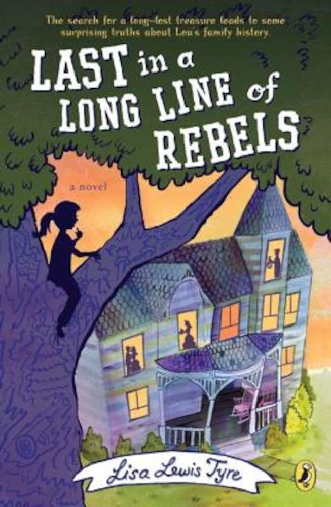 Last in a Long Line of Rebels, Paperback