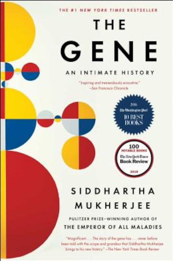 The Gene: An Intimate History, Paperback
