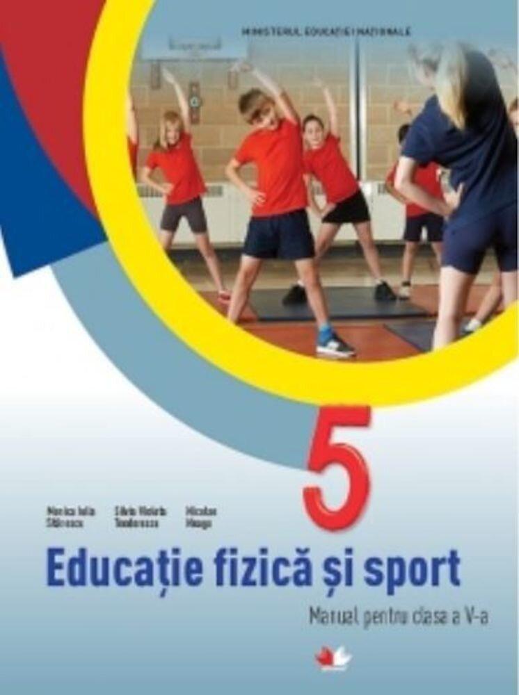 Manual. Educatie fizica si sport. Clasa a V-a (supliment CD)
