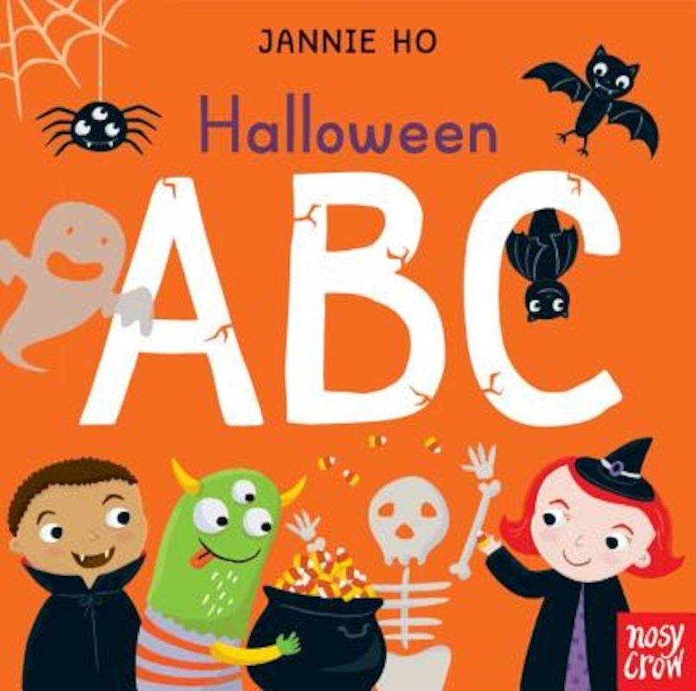 Halloween ABC, Hardcover