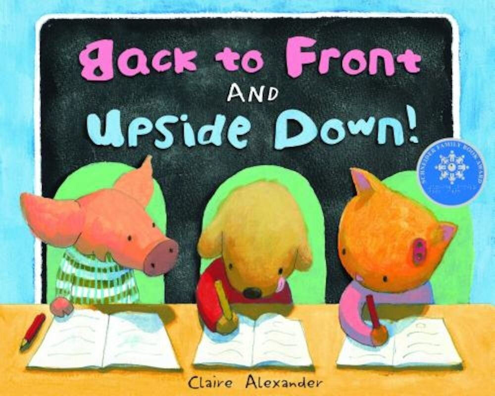 Back to Front and Upside Down!, Hardcover
