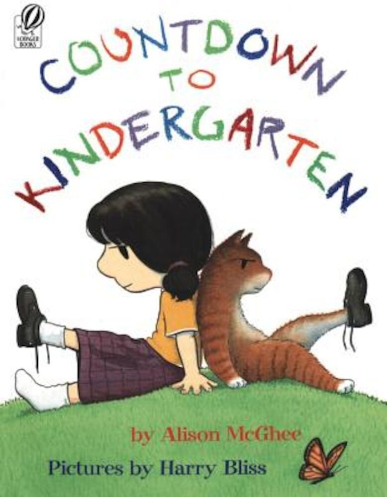 Countdown to Kindergarten, Paperback