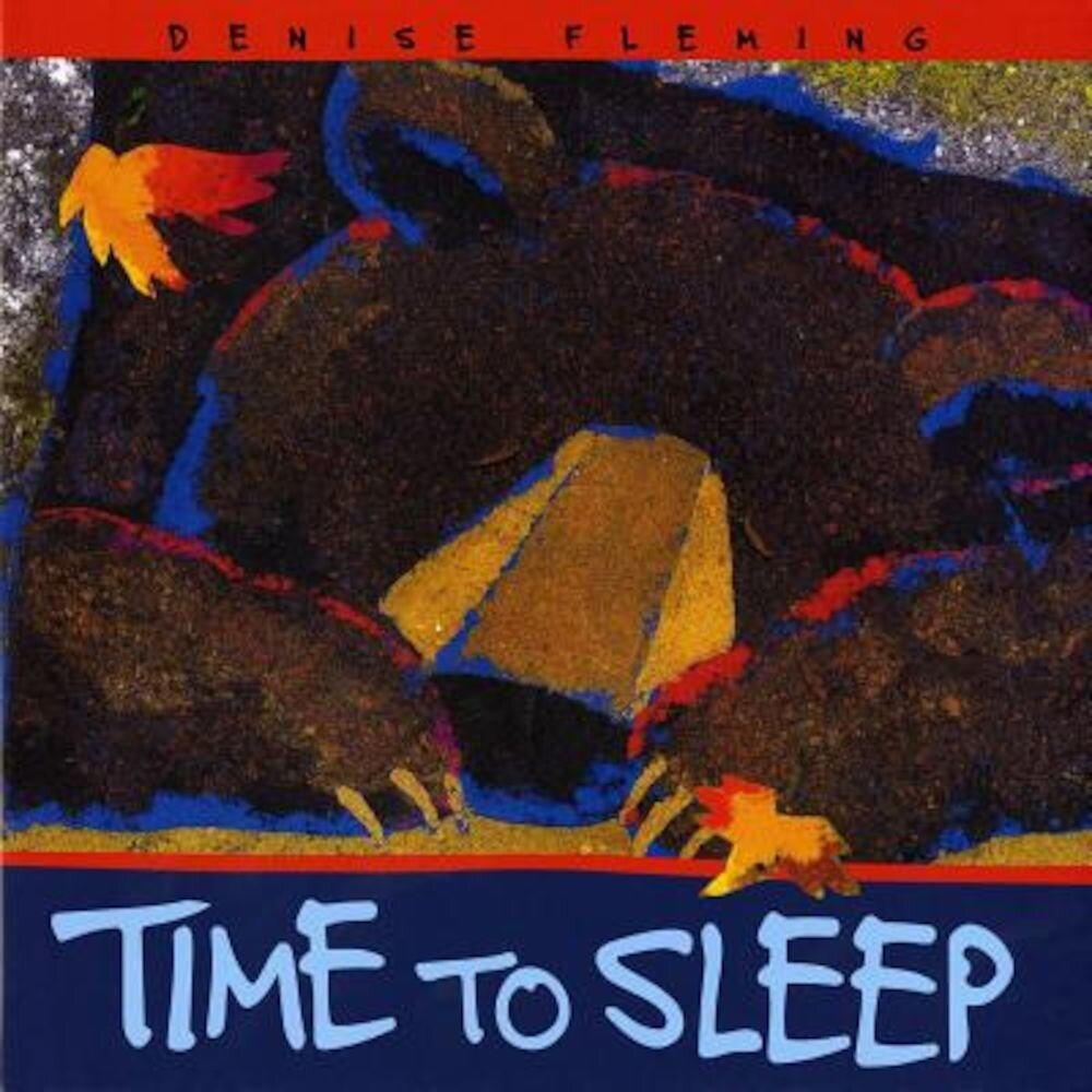 Time to Sleep, Hardcover