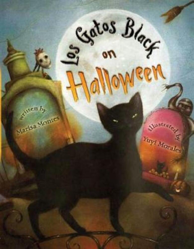 Los Gatos Black on Halloween, Paperback