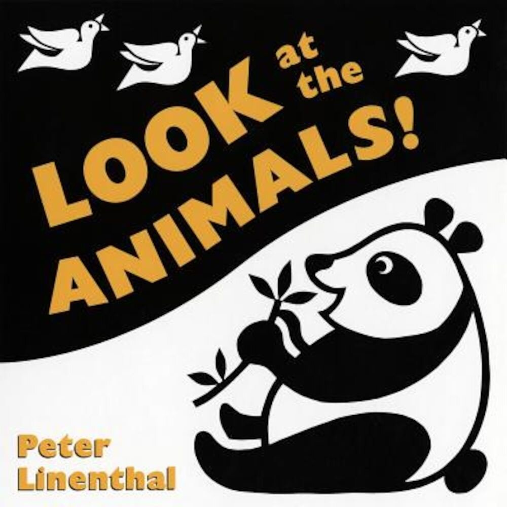 Look at the Animals!, Hardcover