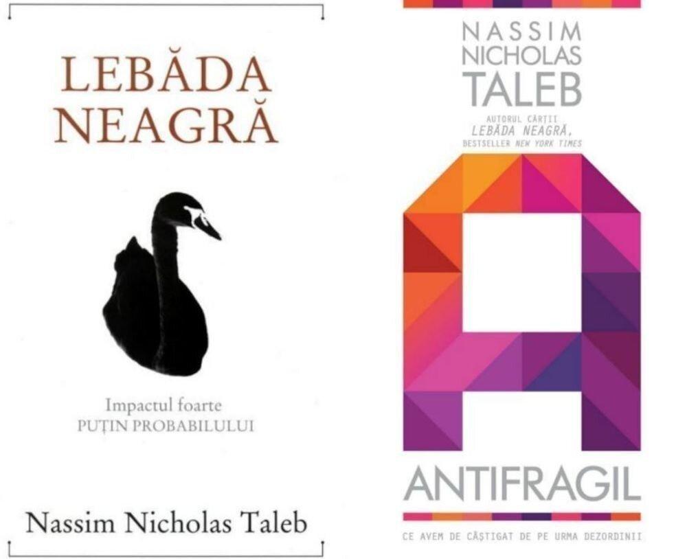 Pachet Nassim Taleb