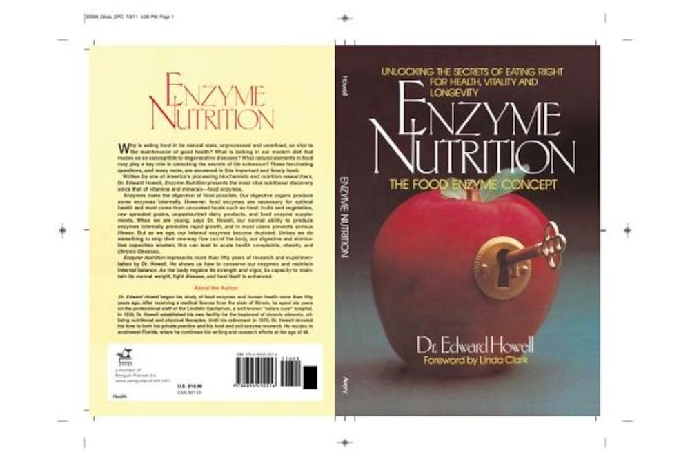 Enzyme Nutrition, Paperback