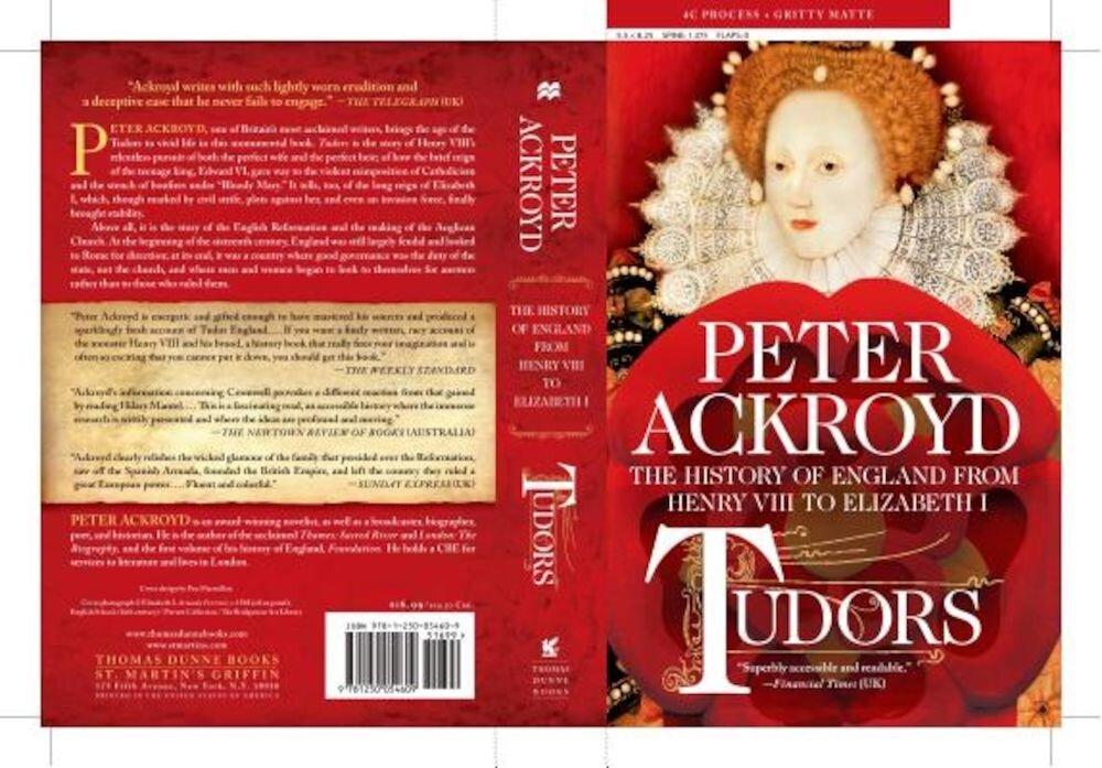 Tudors: The History of England from Henry VIII to Elizabeth I, Paperback