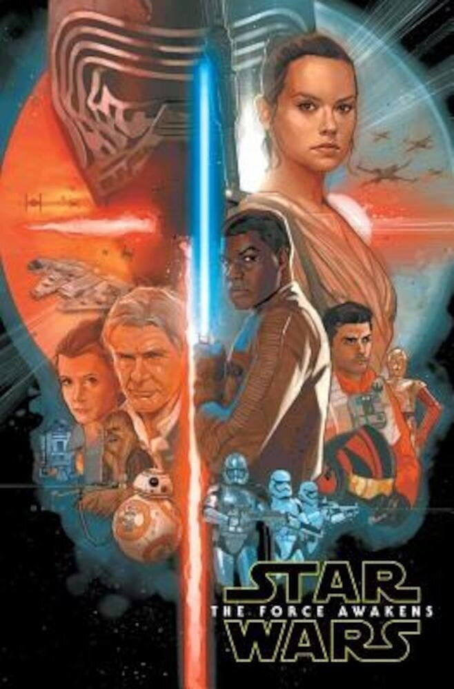 Star Wars: The Force Awakens, Hardcover