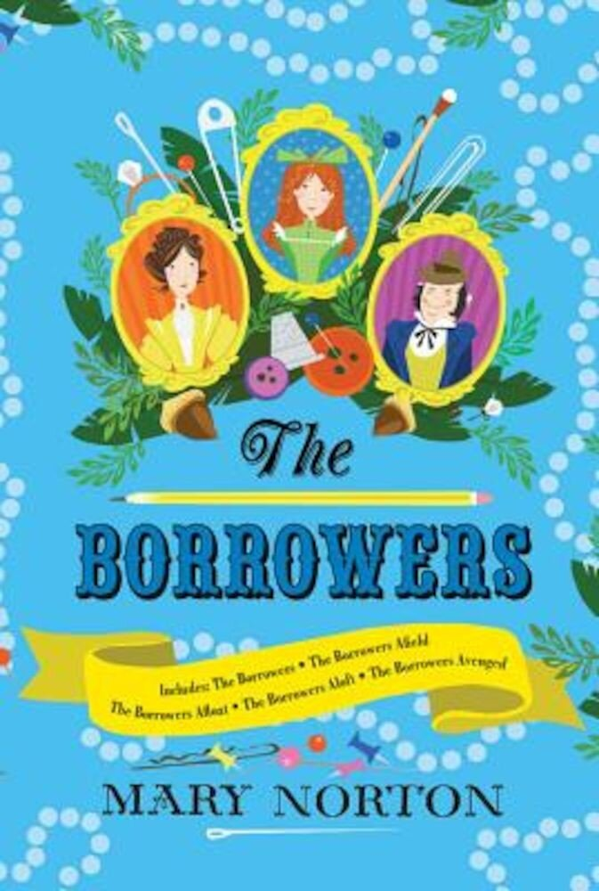 Borrowers Collection, Hardcover