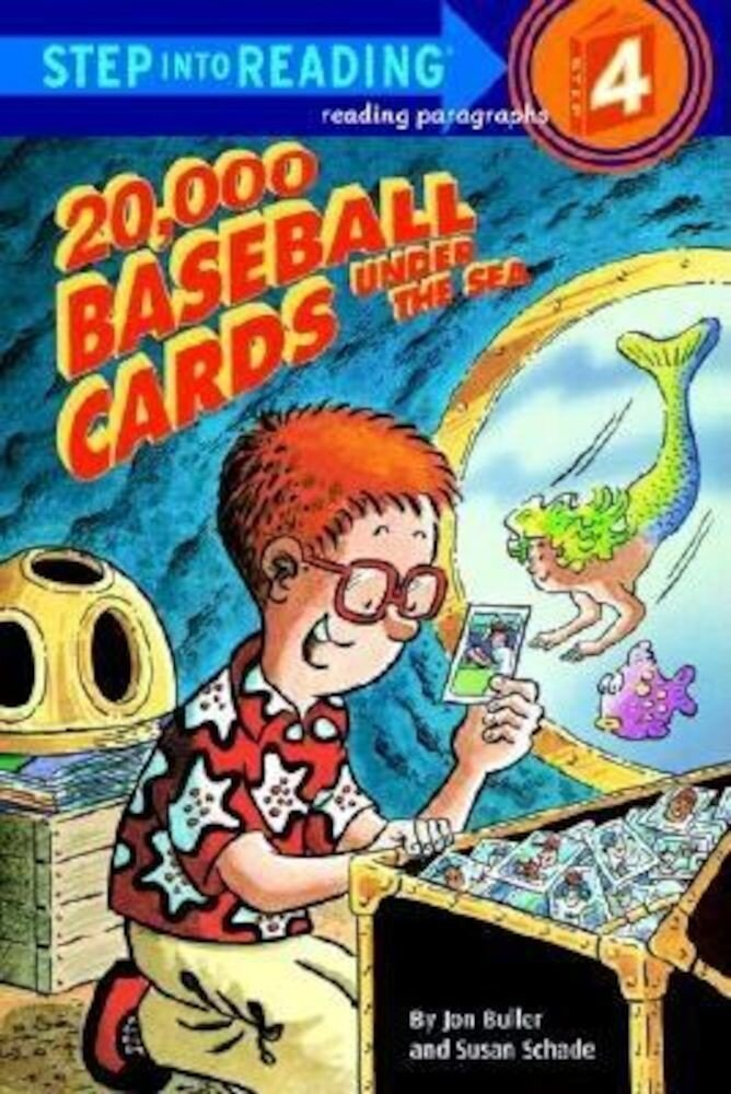 20,000 Baseball Cards Under the Sea, Paperback