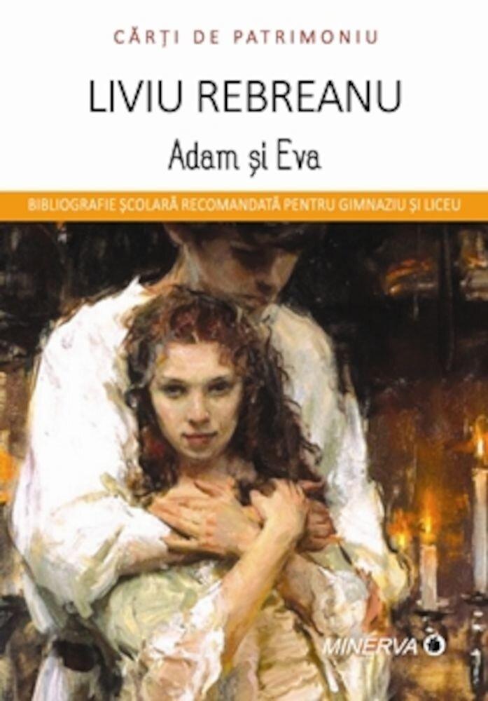 Coperta Carte Adam si Eva