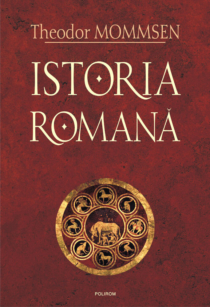 Istoria romana. Vol. I-IV (eBook)