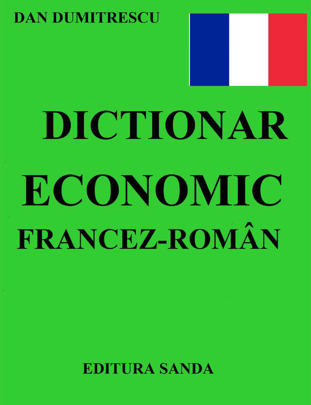 Dictionar economic Francez-Roman (eBook)