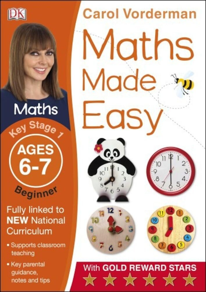 Maths Made Easy, Ages 6-7 Key Stage 1 Beginner