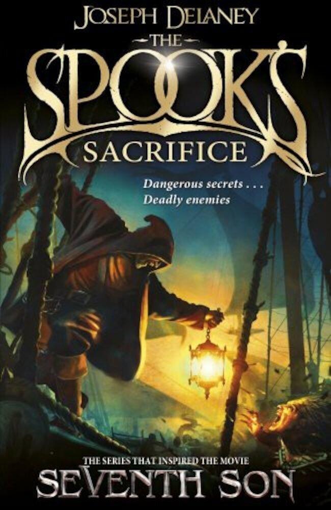 The Spook's Sacrifice: Book 6
