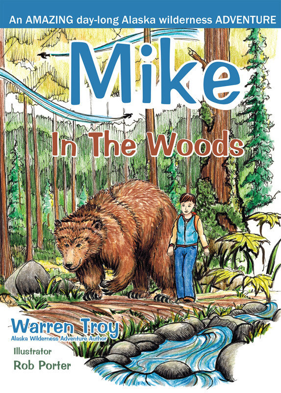 Mike In The Woods (eBook)