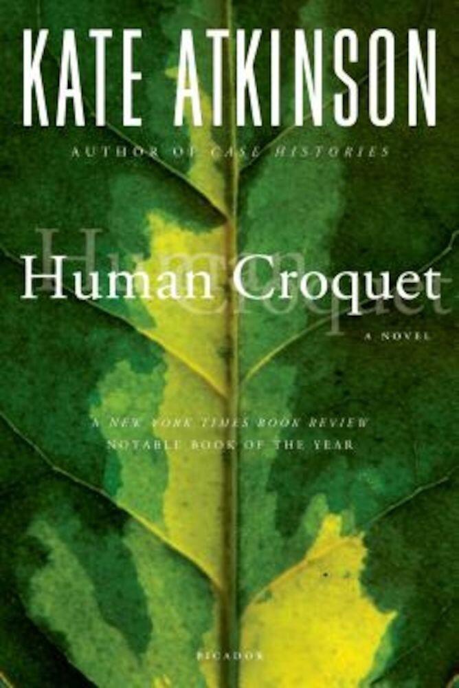 Human Croquet, Paperback