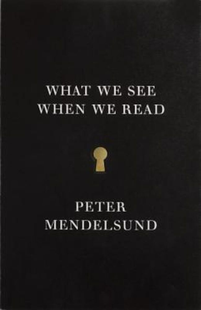 What We See When We Read, Paperback
