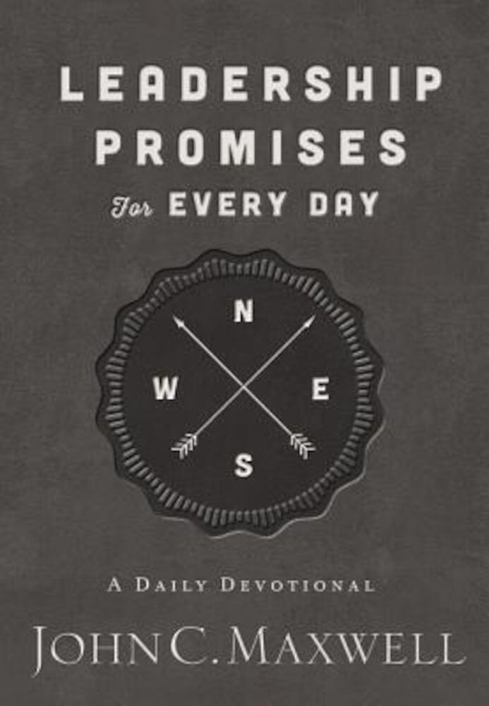 Leadership Promises for Every Day: A Daily Devotional, Paperback