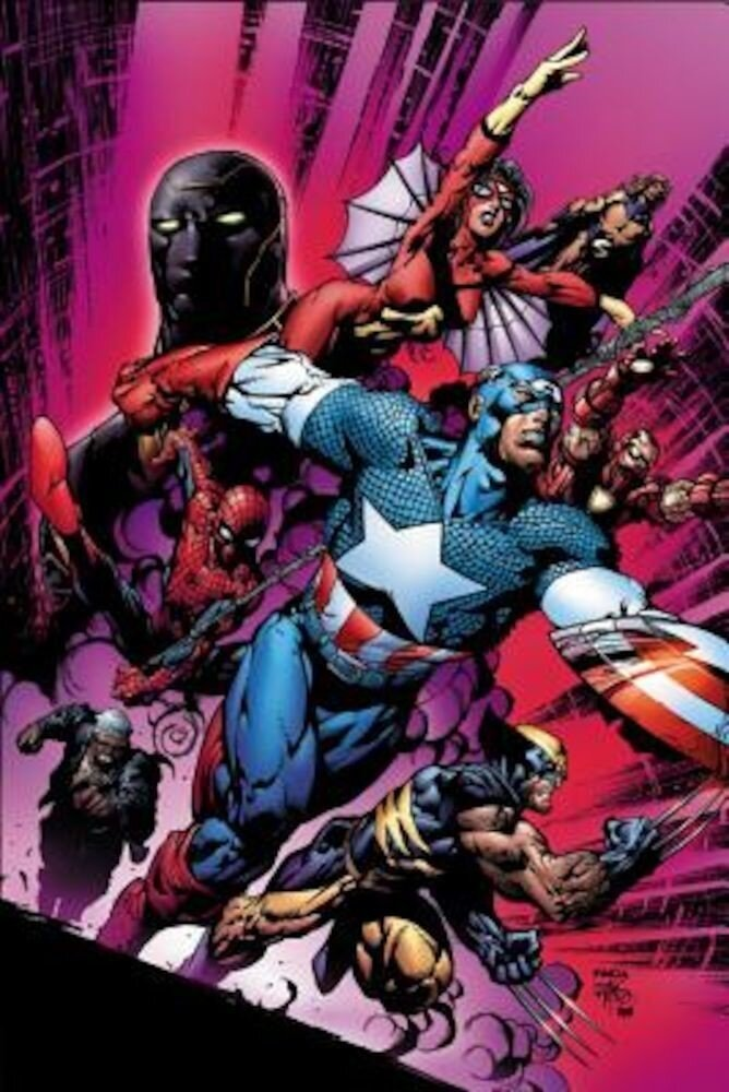 New Avengers: The Complete Collection, Volume 2, Paperback