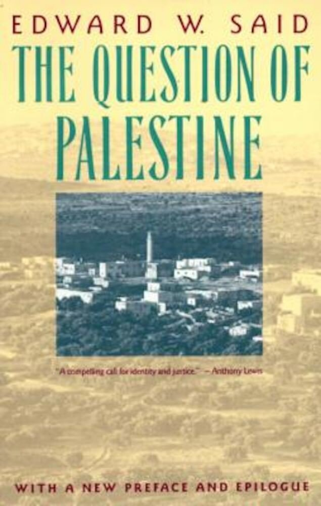 The Question of Palestine, Paperback