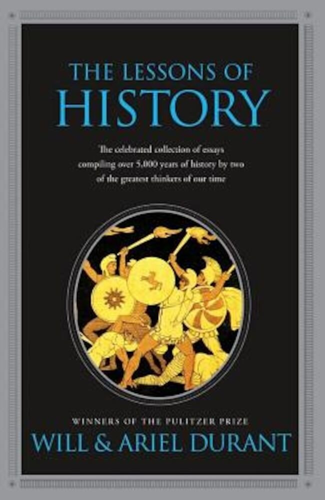 The Lessons of History, Paperback