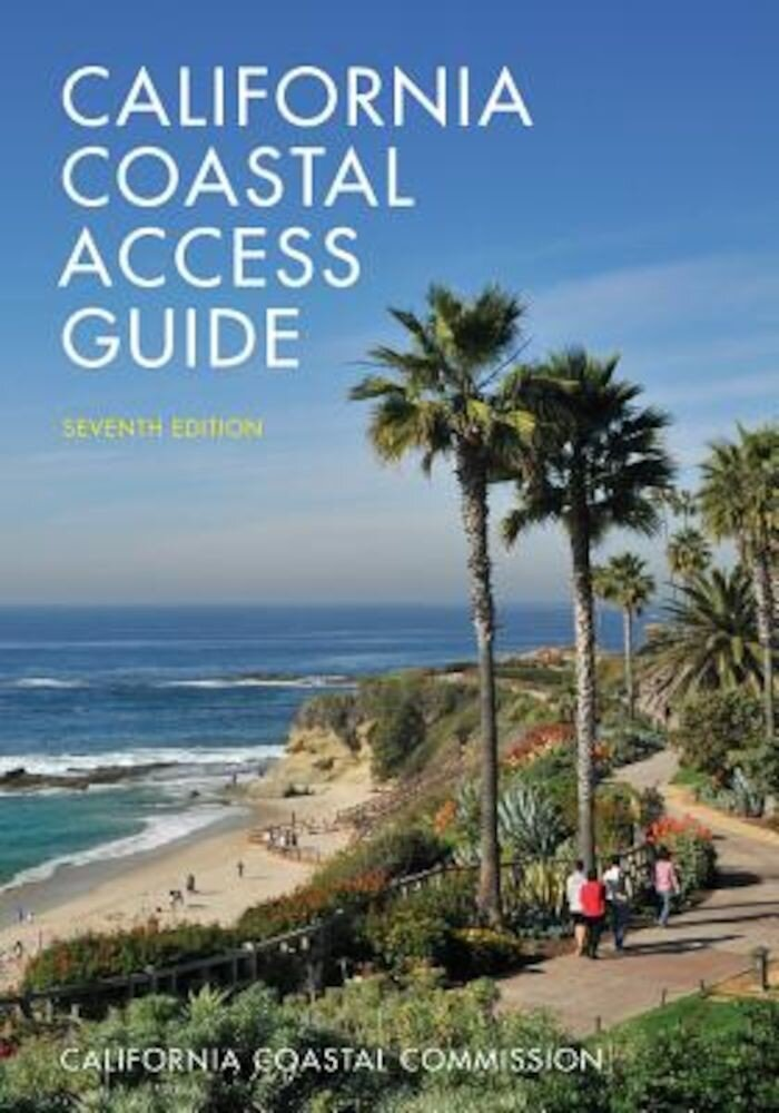California Coastal Access Guide, Paperback