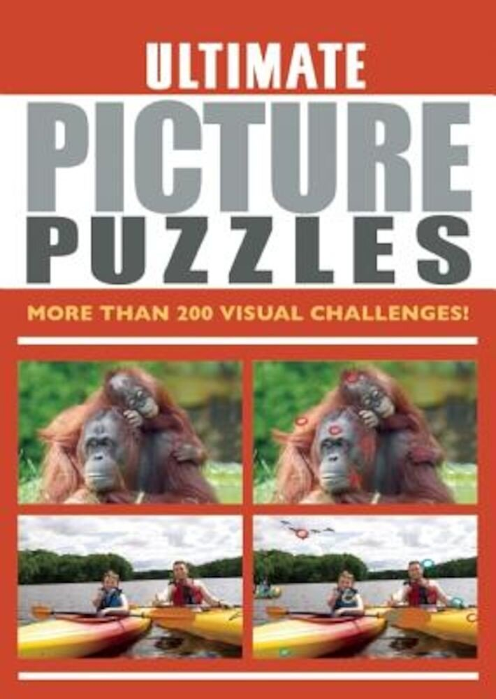 Ultimate Picture Puzzles, Paperback