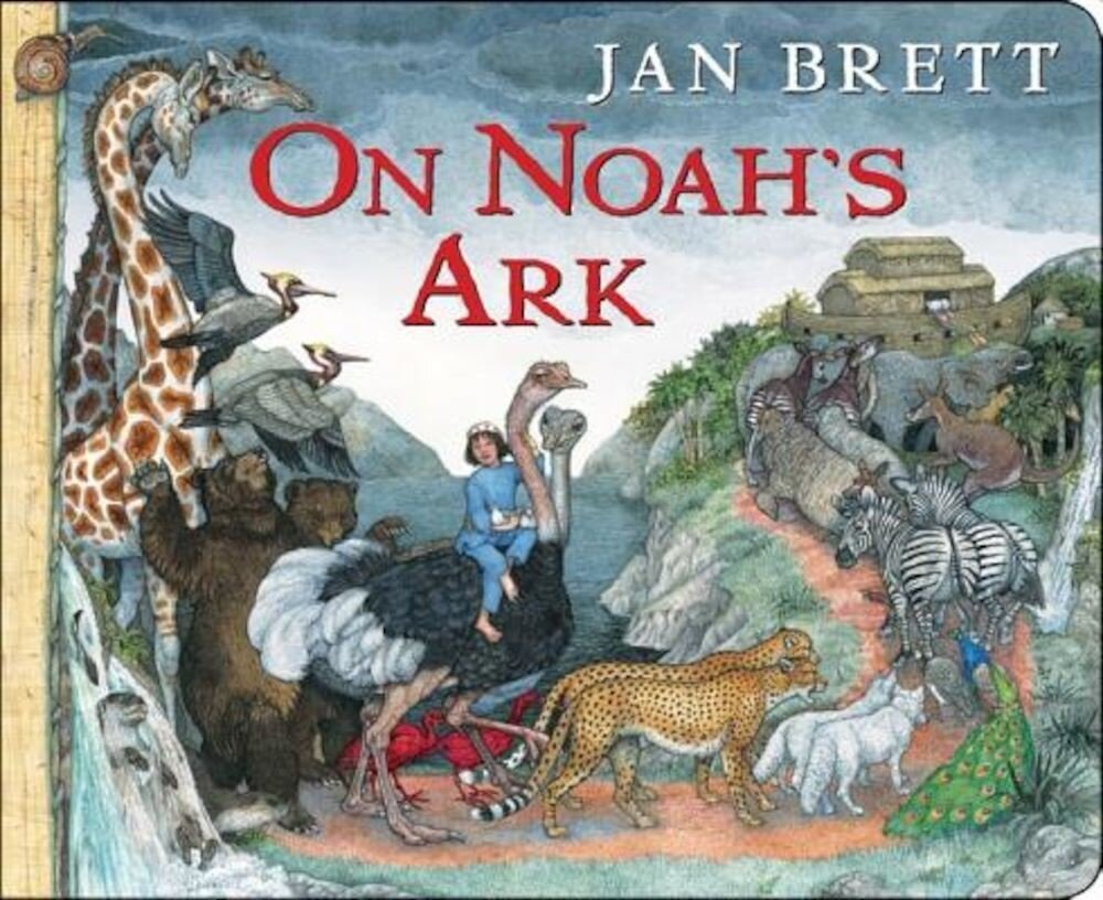 On Noah's Ark, Hardcover