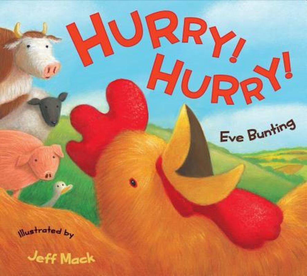 Hurry! Hurry!, Paperback