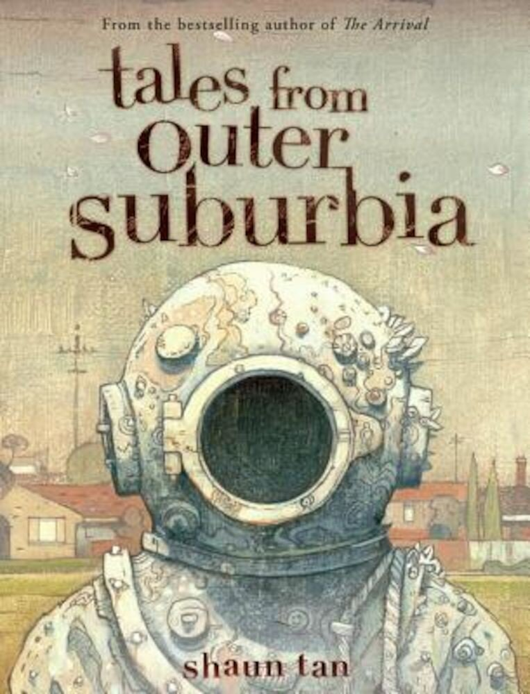 Tales from Outer Suburbia, Hardcover