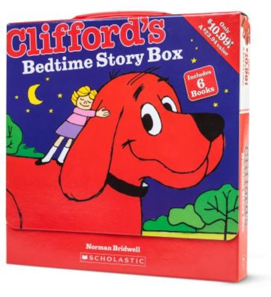 Clifford's Bedtime Story Box, Paperback