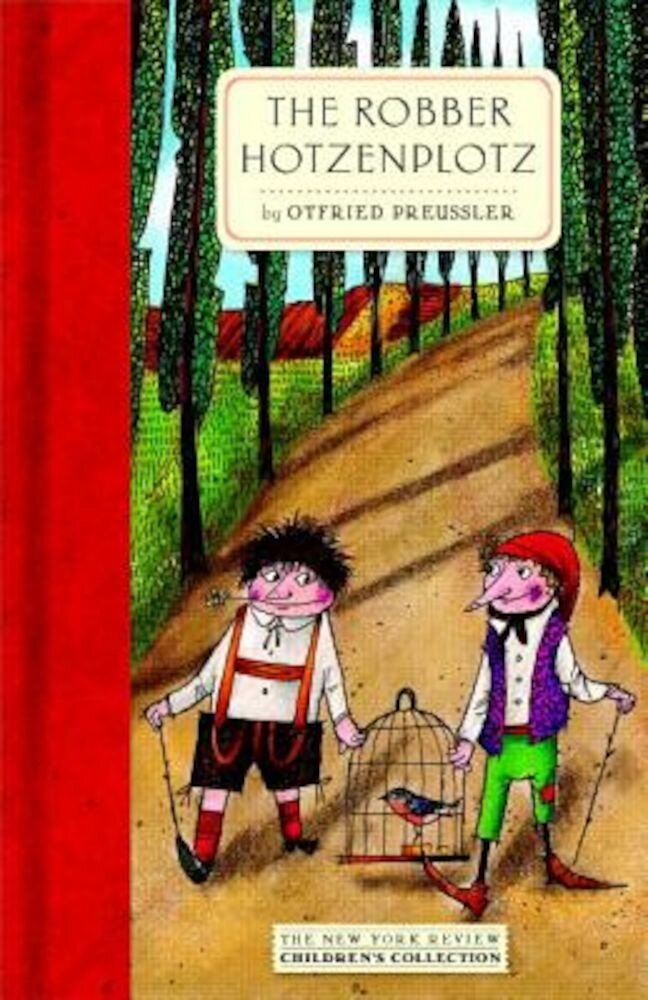The Robber Hotzenplotz, Hardcover