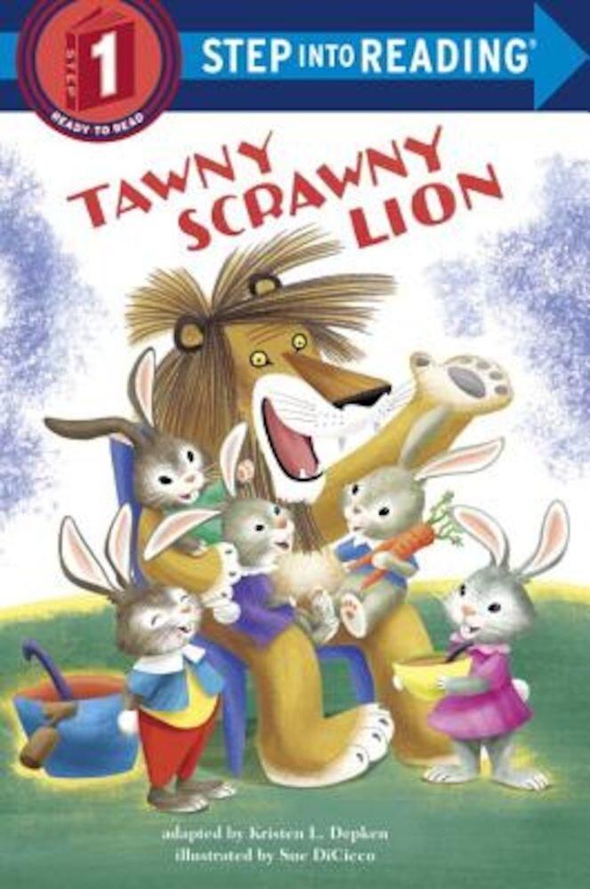 Tawny Scrawny Lion, Paperback