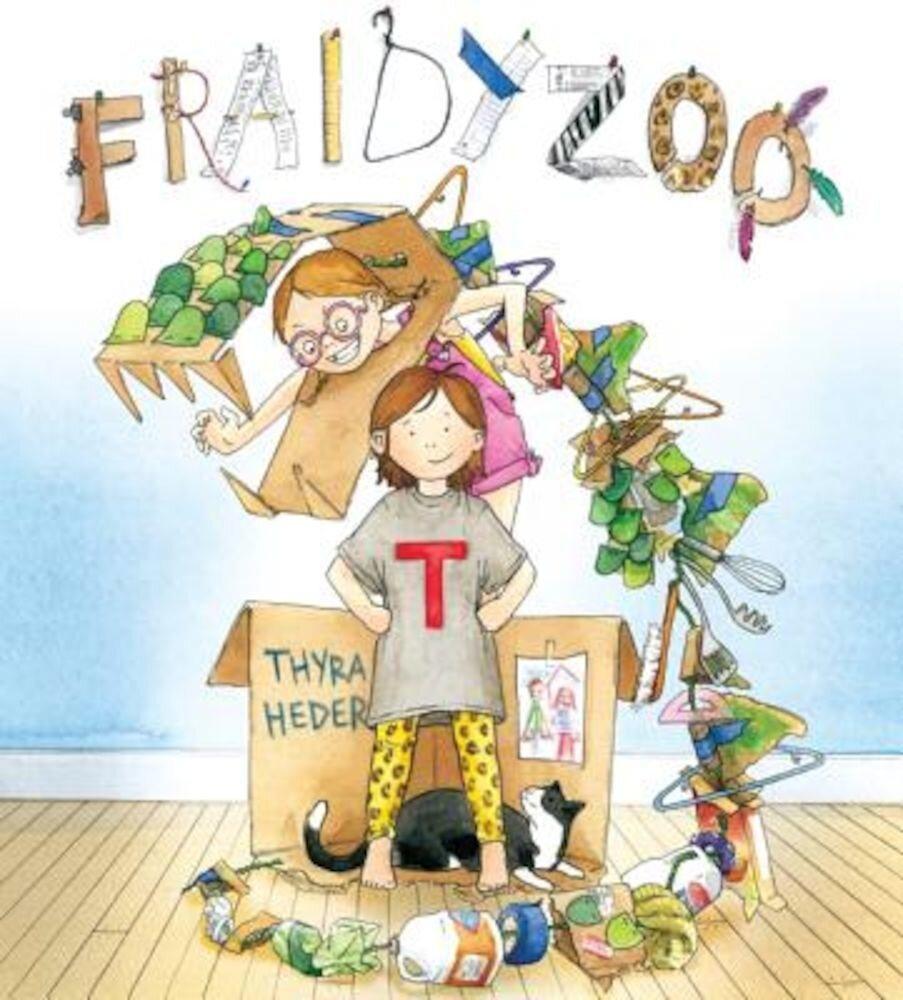 Fraidyzoo, Hardcover
